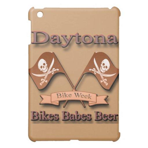 Daytona Bikeweek Bikes Babes Beer iPad Mini Cases