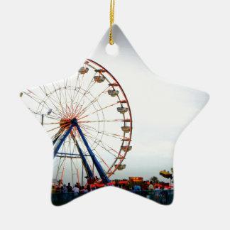 Daytona Boardwalk Christmas Ornament