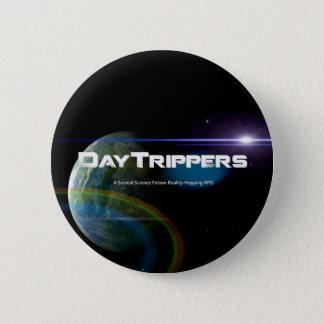 """DayTrippers 2¼"""" Round Button"""