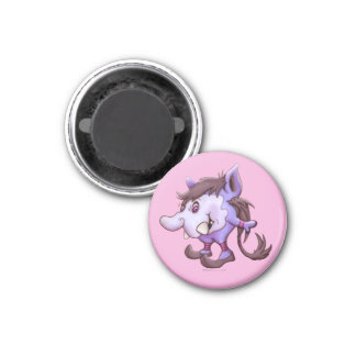 DAZ CUTE MONSTER MAGNET Small, 1¼ Inch