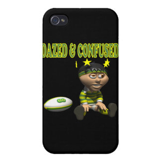 Dazed And Confused Case For iPhone 4