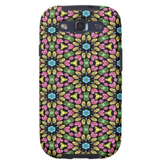 DAZZLE KALEIDOSCOPE Samsung Galaxy S 3 Case Galaxy SIII Covers