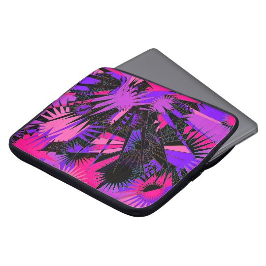 Dazzle Supernova red blue laptop sleeve