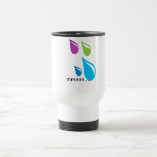 Dazzle travel mug