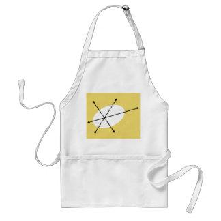 Dazzle Yellow apron