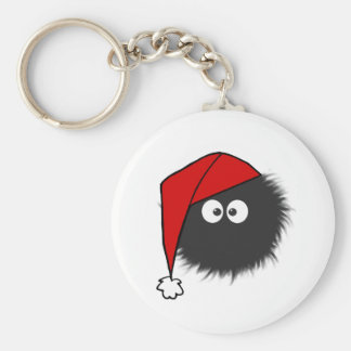 Dazzled Bug Christmas Key Ring