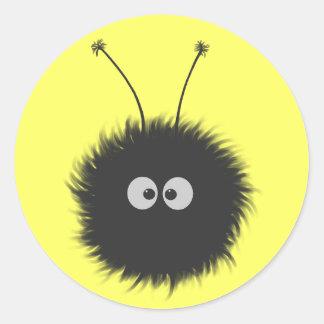 Dazzled Bug Round Sticker