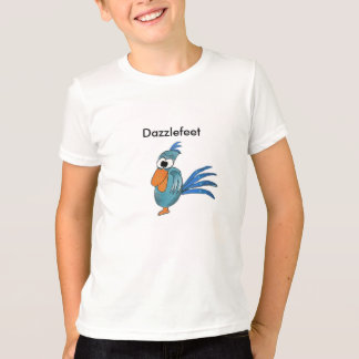 Dazzlefeet -Classic (S) T-Shirt