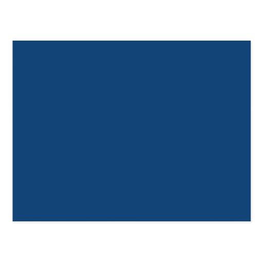 Dazzling Blue Spring 2014 Post Cards