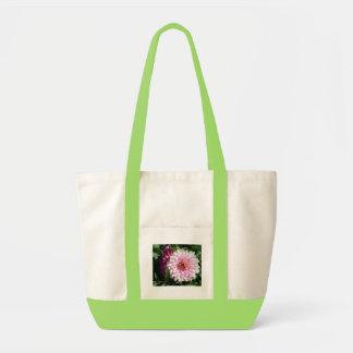 Dazzling Dahlia Impulse Tote Bag