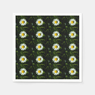 Dazzling Daisy Paper Napkin