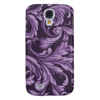 Dazzling Damask Series Design Galaxy S4 Cases