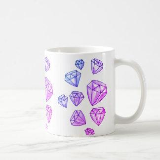 Dazzling Diamonds Coffee Mug