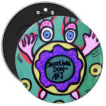 dazzling don-art Button