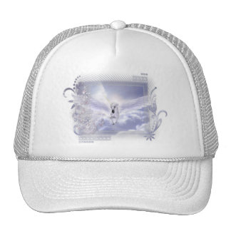 Dazzling Flying Unicorn Tag Series Cap
