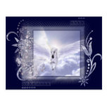 Dazzling Flying Unicorn Tag Series Post Cards