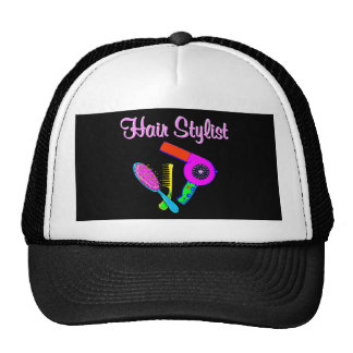 DAZZLING HAIR STYLIST TEES AND GIFTS CAP