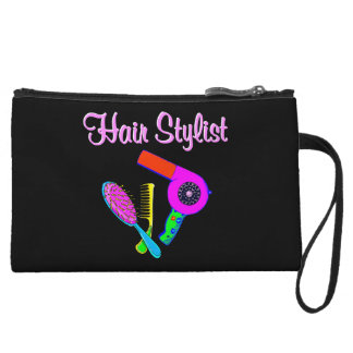 DAZZLING HAIR STYLIST TEES AND GIFTS WRISTLET