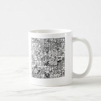 Dazzling many blades for concerning talks! coffee mug