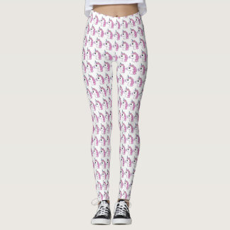 Dazzling unicorn leggings for those young at heart