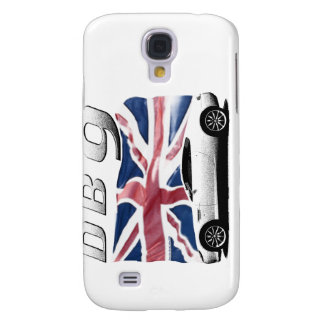 DB9 on a Union Jack Galaxy S4 Cover