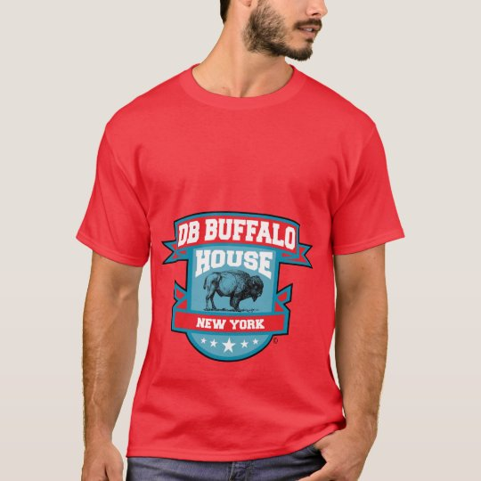 DB BUFFALO HOUSE ART T-Shirt