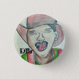DBr Clothing Co Houston Uncle Party pin