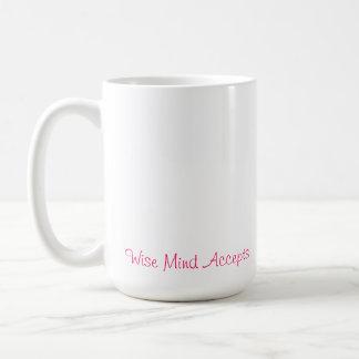 DBT Wise Mind ACCEPTS Coffee Mug