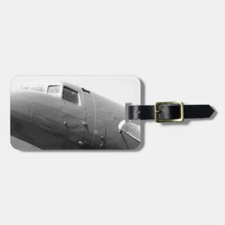 DC-3 Douglas Dakota Bag Tag