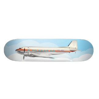 DC-3 SKATE BOARD