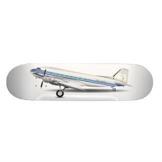 DC-3 SKATEBOARD DECKS
