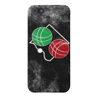 DC Bocce Logo iPhone Cover Case For The iPhone 5
