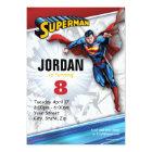 DC Comics | Superman - Birthday Card