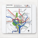 DC Metro Mouse Pad