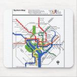 DC Metro Mousepad