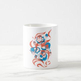 DC Originals - Logo Burst Coffee Mug