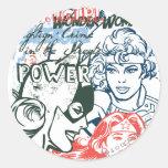 DC Originals - Spaced Out Sticker