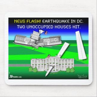 DC Quake Mouse Pad