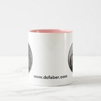 DCFaberCup Two-Tone Mug