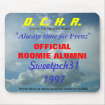 DCHR OFFICIAL ROOMIE ALUMNI MOUSE PAD