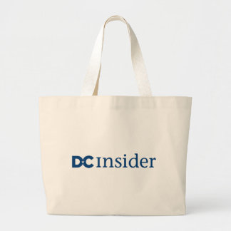 dcinsider large tote bag