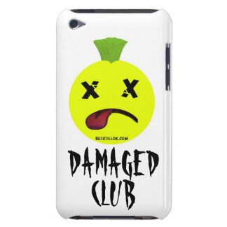 DCLUB CASE BARELY THERE iPod COVER