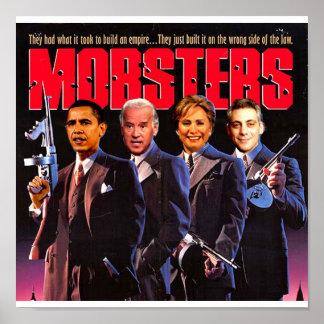 DCMobstersdesign Poster