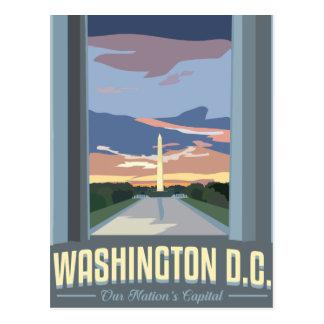 DCTravelposter Postcard
