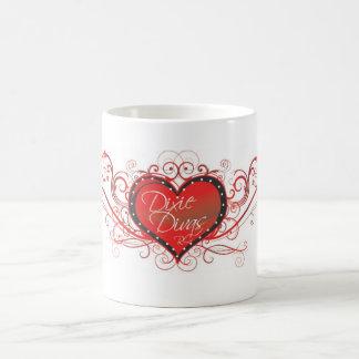 DD-ColorLogo Basic White Mug