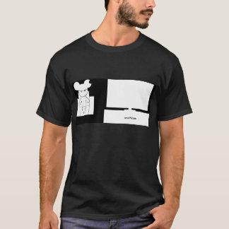 DD 'Watching TV' t-shirt (black)