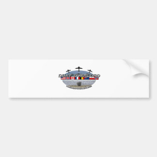 DDay-Overlord Bumper Sticker