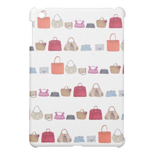 DDD i pad multicolor purses iPad Mini Case