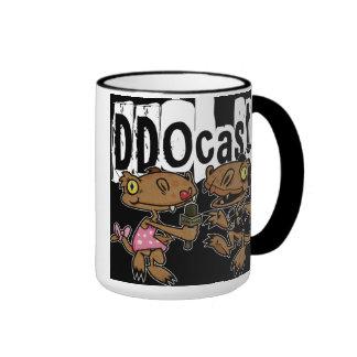 DDOCast Mascot Mug