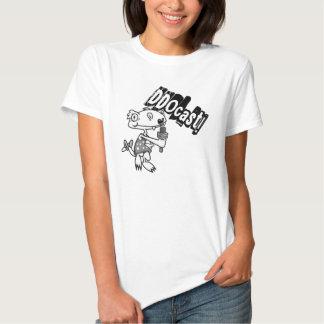DDOcast Snipptz Kobold Mascot Shirt